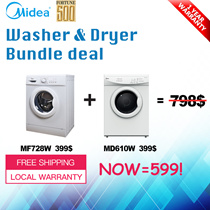 ★FREE SHIPPING★Washer and Dryer Bundle Deal $199 OFF!!