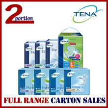 [LOWEST PRICE GUARANTEED][READY STOCK] TENA VALUE/SLIP PLUS/ SUPER/MAXI ADULT DIAPERS