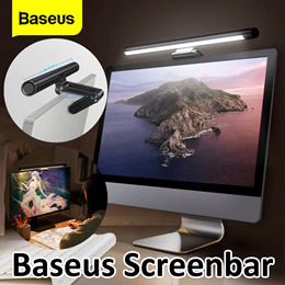 Baseus Led Desk Lamp monitor light laptop light Adjustable Reading Screen Hanging Light Computer Eye