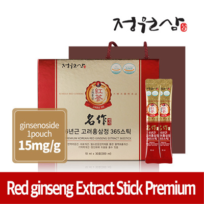 (1+1)Masterpiece Red Ginseng Stick 10mg*30pouches
