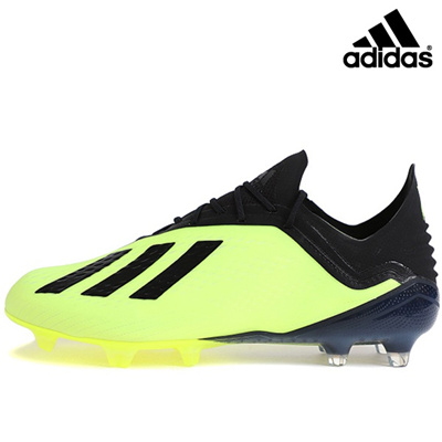 abf6ac9a3a Qoo10 - Adidas X 18.1 FG DB2251   D Men s Football Shoes Futsal ...