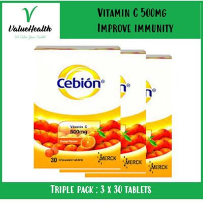 CEBION Vitamin C 500mg
