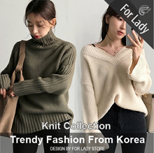 ♥Free Gift♥31st Oct Update 2018 New Arrivals/ Knit / Sweater / Long sleeve / winter / fall / autumn