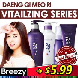 ♥$5.99 CRAZY PRICE♥[Daeng Gi Meo Ri] Vitalizing series / Shampoo 145ml300ml400ml500ml / Treatment