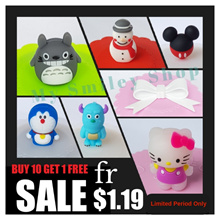 SALE NOW! Cute Gifts + FREE GIFT! Cup cover (food-grade silicone/leak proof) From $1.19 Cute Cartoon