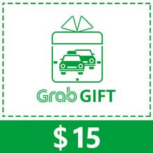 Grab $15 E-Voucher