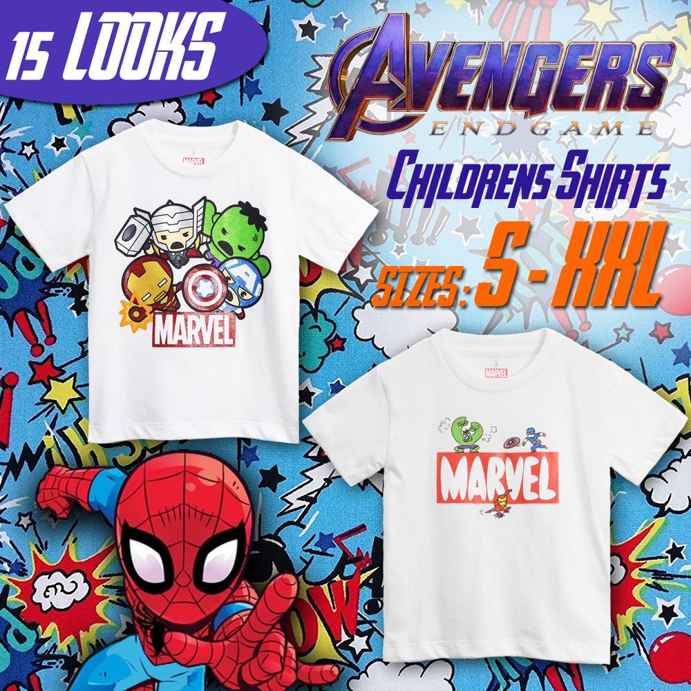 fbdf10a17 Qoo10 - Marvel End Game : Kids Fashion