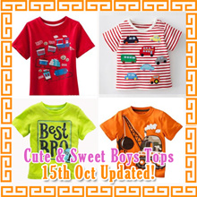Boys Tops/T shirt/Singlet/Children/Child/Outdoor/kids/Clothes/Tshirt/T-shirt/short sleeve/pyjamas