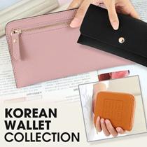 NEW COLLECTION - Dompet Wanita - Long Korean Wallet - Long Folded Korean Wallet - BEST PRICE EVER !!