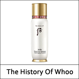 [The History Of Whoo] Bichup First Care Moisture Anti Aging Essence 85ml / Soon Hwan Essence