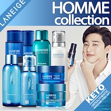 [LANEIGE] Homme active water/oil control/men skin cream  dual action/emulsion bb essence cleanser