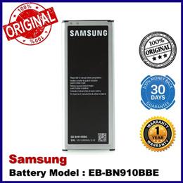 Original Samsung Galaxy Note 4 N910C N9100 N910 Battery Model EB-BN910BBE EB-BN910BBU Battery