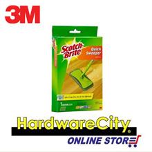 3M Scotch-Brite® Quick Sweeper Microfibre Mop Refill MF400-R [MF400-R]