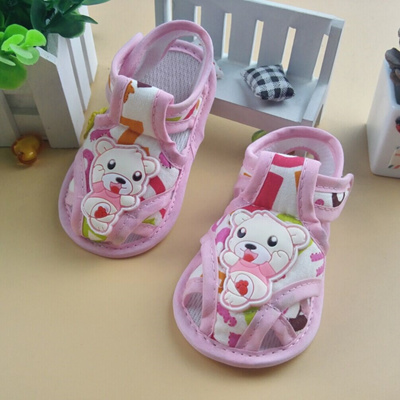 27bc456f6 Spring summer 0 1 male 6 month newborn baby girl shoes 12 toddler baby soft  Sandals