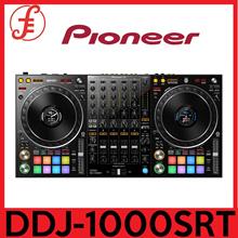 Pioneer DJ DDJ-1000SRT 4-Channel Serato DJ Controller with Integrated Mixer (1000 DDJ 1000)