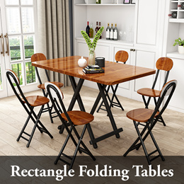 RECTANGLE Colorful Folding Foldable Portable Table /Picnic /Study Table /Camping /Outdoor /Coffee