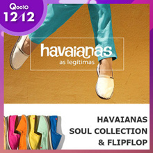 [Havaianas] ♥Last promotion♥Flat price 12 Type Sneakers shoes collection / Qprime
