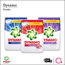 [PnG] FREE Joy Container! Dynamo POWDER 3.3KG/3.6KG Red/ TOD/Color Care