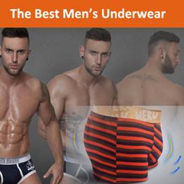 Promotion! Men Underwear / Boxer Brief / Modal / Trunk /Sleepwear / Health / Sports / Beathable/Gift