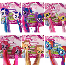 My Little Pony Hair Extension Hair Clips Accessories 1 Pair