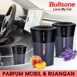 Parfum Mobil dan Ruangan Aroma Kopi/peach/lavender Import Korea VOGUE BULLS ONE POLA FAMILY