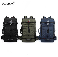 KAKA outdoor climbing / camping large capacity travel 50L backpack