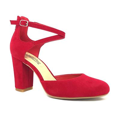 07f75cd47e07c Qoo10 - City Classified Comfort Nola Womens Closed Toe Ankle Strap ...