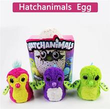 【送料無料】うまれて! ウーモ 海外版 人気タマゴ Hatchimals おもちゃ 孵化する 鳥 動物 ペット
