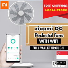 Xiaomi Mijia DC Stand Fan | 7 Fan Blades | App Control | Ready Stock | Local Warranty