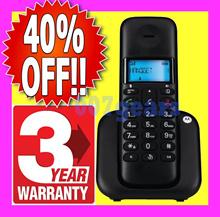 💥 3 YEARS WARRANTY 💥 MOTOROLA VTECH SINGLE TWIN DECT CORDLESS PHONE T101  C602 T301 T302 ES2210A