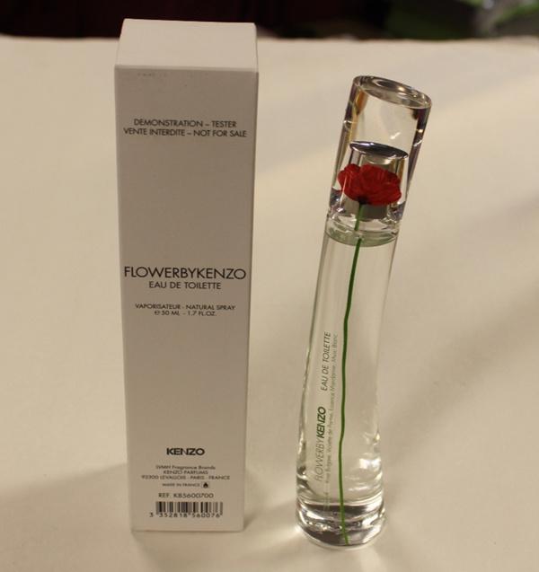 Pack Spray Women Kenzo Flower Tester Fragrance 50ml Brand New Edt Perfume ygf6b7