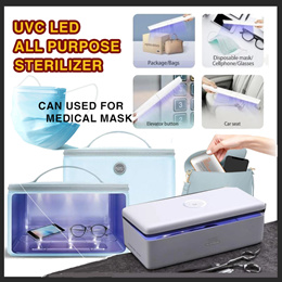 [Ready Stock] 59S PORTABLE UVC LED All-Purpose Sterilizer | 3 Different Models