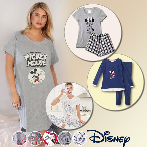 NEW-BRANDED Bigsize Baju Tidur Piyama kaos T-shirt Dress | NO KW Deals for only Rp95.900 instead of Rp95.900