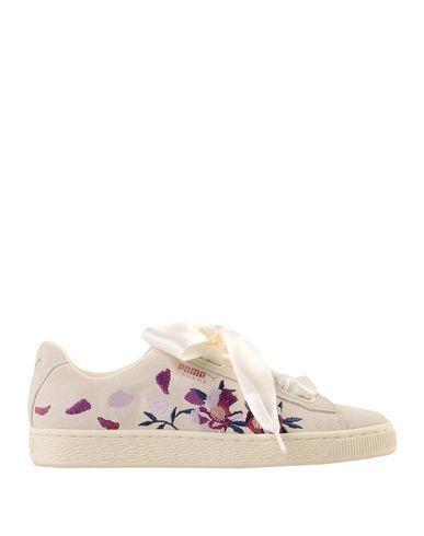 Qoo10 - PUMA PUMA Suede Heart Flowery Wns   Shoes 37a37ae85
