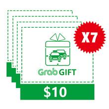 Grab $70 E-Voucher (7 x $10)
