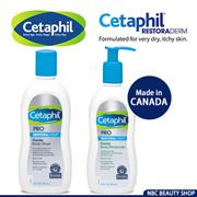 Cetaphil PRO ★ Restoraderm Eczema Calming Moisturizer | Body Wash | Aveeno | Eucerin | CeraVe.