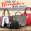 NEW COLLECTION - FASHION WOMEN BAG - TAS WANITA - BEST SELLING ITEM !!! - 6 STYLE AVAILABLE- Free Shipping Jabodetabek