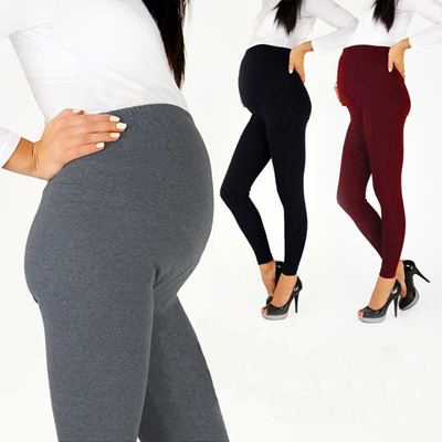 28c0d20070 wholesale 2019 Hot Sale Adjustable Big Size Leggings New Maternity Pant  Leggings Pregnant Women Thin