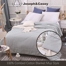 【Free Shipping】 Japan Style / Thick comfort Blanket / Air Condition Blanket / Comforters / bedding