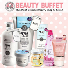 STAR BUY! UP. $17.90. BEAUTY BUFFET! FRESH STOCKS!! Best-selling Cleanser and bodycare