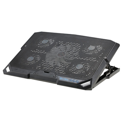 Portable USB Notebook Laptop Cooler Pad Cooling Base Chill Mat Radiator up to 2000RPM for No More T