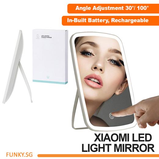 Xiaomi Jordan Judy Makeup Led Mirror, Led Makeup Mirror Desktop