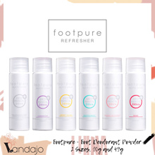 Featured on  NEW Packaging Footpure Feet Deodorant from Taiwan Antibacterial Foot Powder