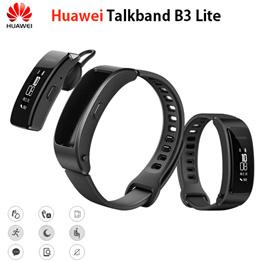 Huawei Talkband B3 Lite Smart Wristband Bluetooth headset Answer/End Call Run Walk Sleep