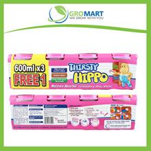 Thirsty Hippo Dehumidifier 3x4x600ml **Free Shipping**