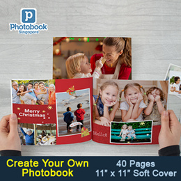 Photobook Singapore - To make your moments unforgettable by sharing
