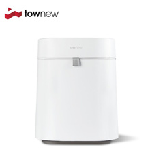 Xiaomi Townew Trash Can Smart TAir White/T3 Trash Can Ceramic White