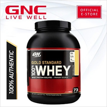 ★LIMITED TIMESALES★ [GNC OFFICIAL STORE] 100% Authentic OPTIMUM NUTRITION (5LB) GOLD STANDARD 100%