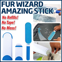 [Set products]★Fur Wizard Remover Dust / hair removal / Self-Cleaning Base / No Refills