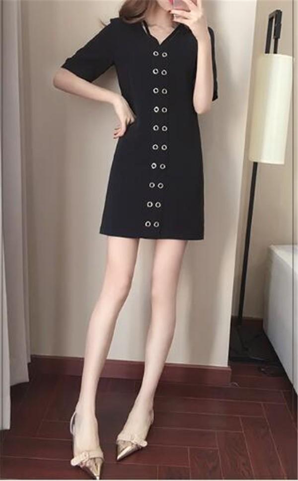 レディースワンピース 大きいサイズ おしゃれ 無地 ファッション ハイセンス 着心地いい おしゃれ 夏 セール★ レディースワンピース